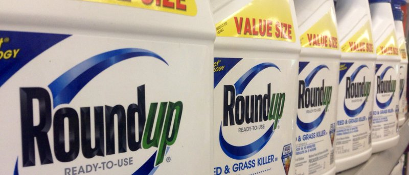 Bottles of Roundup weedkiller (Roundup lawsuits move forward)
